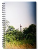 Recesky - Cape May Point Lighthouse 2 Spiral Notebook