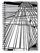Recovery Spiral Notebook