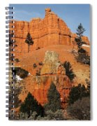Red Canyon - Scenic Byway 12 Spiral Notebook