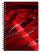 Red Chair II Spiral Notebook