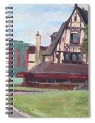 Red Coach Inn-restaurant Spiral Notebook