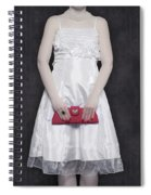 Red Handbag Spiral Notebook