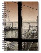 Red Hook Window Spiral Notebook