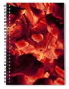 Red Hot Love Spiral Notebook