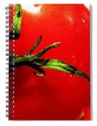 Red Hot Tomato Spiral Notebook