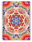 Red Karma Spiral Notebook