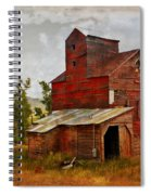Red Mill Montana Spiral Notebook