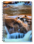 Red Mountain Creek Spiral Notebook