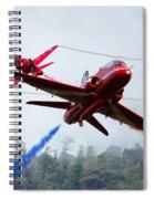 Red Pair  Spiral Notebook