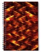 Red Pine Spiral Notebook