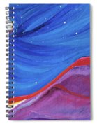 Red Ridge By Jrr Spiral Notebook