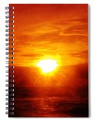 Red River Spiral Notebook