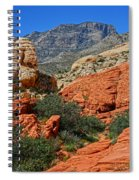 Red Rock Canyon 6 Spiral Notebook