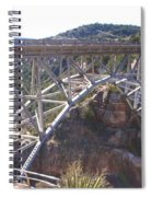 Red Rock Canyon Spiral Notebook