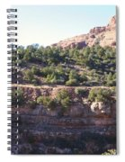 Red Rock Canyon In Arizona Spiral Notebook