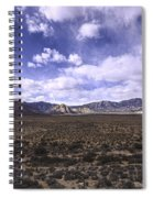 Red Rock Canyon Nevada Spiral Notebook
