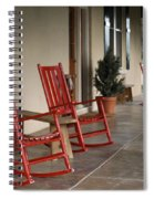 Red Rockers 21159 Spiral Notebook