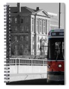 Red Rocket 14c Spiral Notebook