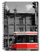 Red Rocket 15c Spiral Notebook