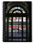 Red Rocket 32 Spiral Notebook