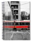 Red Rocket 37c Spiral Notebook
