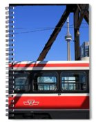 Red Rocket 8 Spiral Notebook