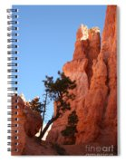 Red Rocks Of Bryce Canyon  Spiral Notebook