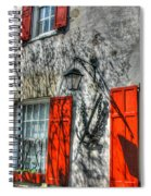 Pirate House Spiral Notebook