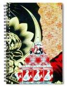 Red Sky Tonight Spiral Notebook