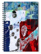 Red State Spiral Notebook