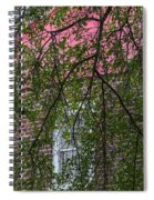 Red Tin Roof Spiral Notebook