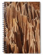 red Tsingy Madagascar 5 Spiral Notebook