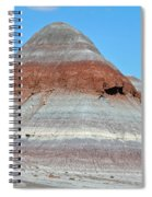 Redline Spiral Notebook