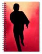 Redrun Spiral Notebook