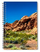 Redstone Picnic Area Spiral Notebook