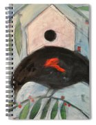 Redwing White House Spiral Notebook