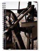 Reel Me In Spiral Notebook