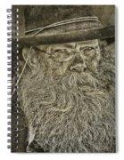 Reenactor Spiral Notebook