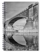 Reflecting Fernbridge Spiral Notebook
