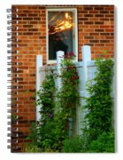 Reflecting On Life Spiral Notebook