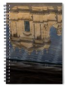 Reflecting On Noto And The Beautiful Sicilian Baroque Style Spiral Notebook