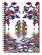 Reflecting Tranquility Spiral Notebook