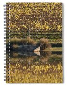 Reflection-country-victoria  Spiral Notebook