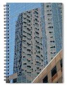 Reflection  II 0074 Spiral Notebook