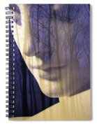 Reflection / The Philosophy Of Mind Spiral Notebook
