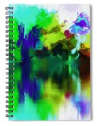 Reflections 012013 Spiral Notebook