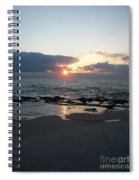 Reflections Cape May Point Spiral Notebook