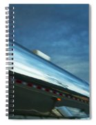 Reflections In The Passing Lane Spiral Notebook