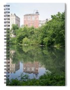 Reflections In The Pool Spiral Notebook