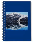 Reflections Captured In Alaska # 1 Spiral Notebook
